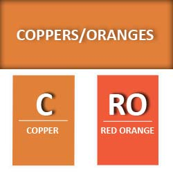 COLOR XG PRO - COPPERS/ORANGES